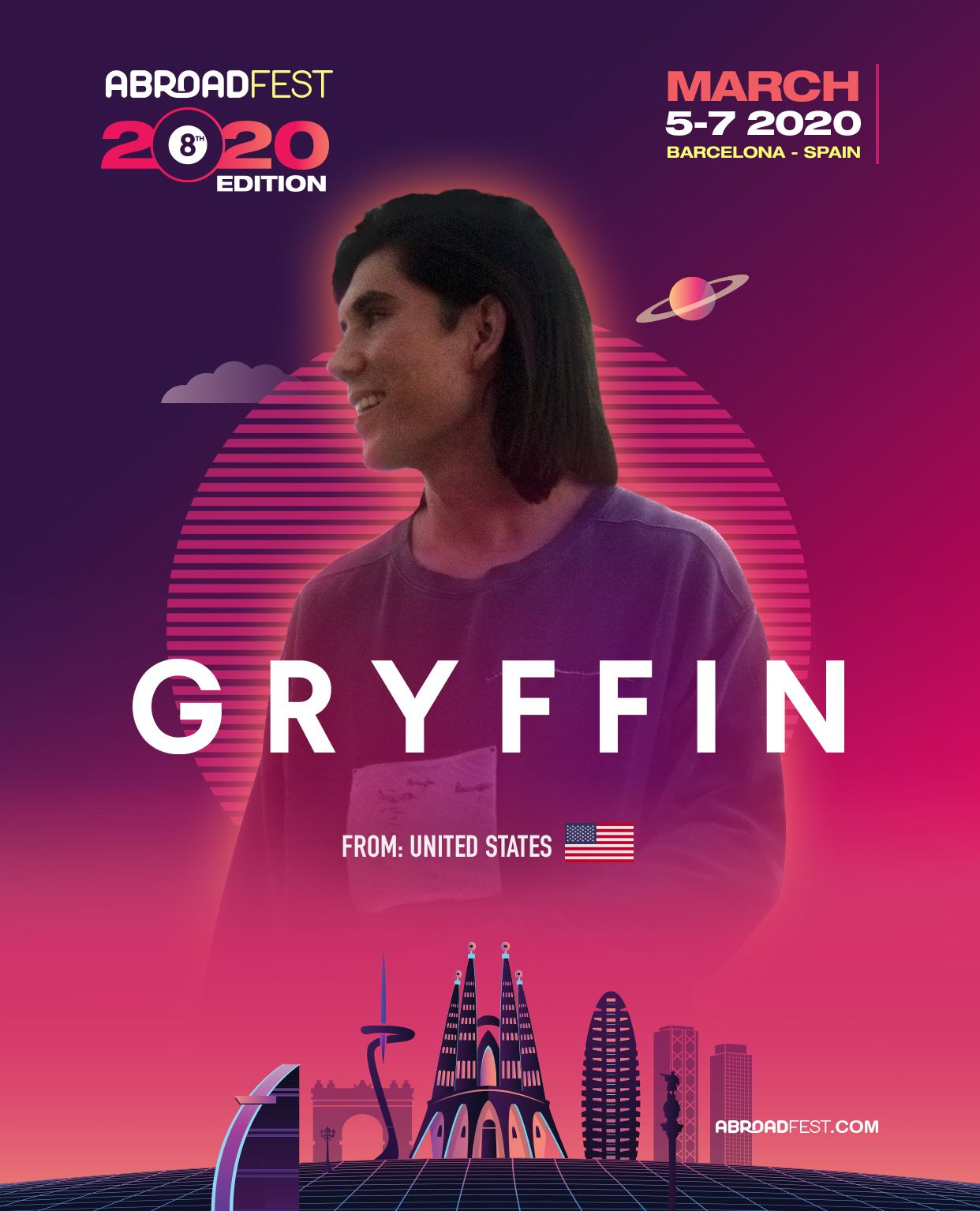 Second Announcement: Gryffin