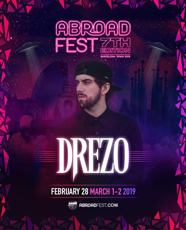 Next artist : DREZO